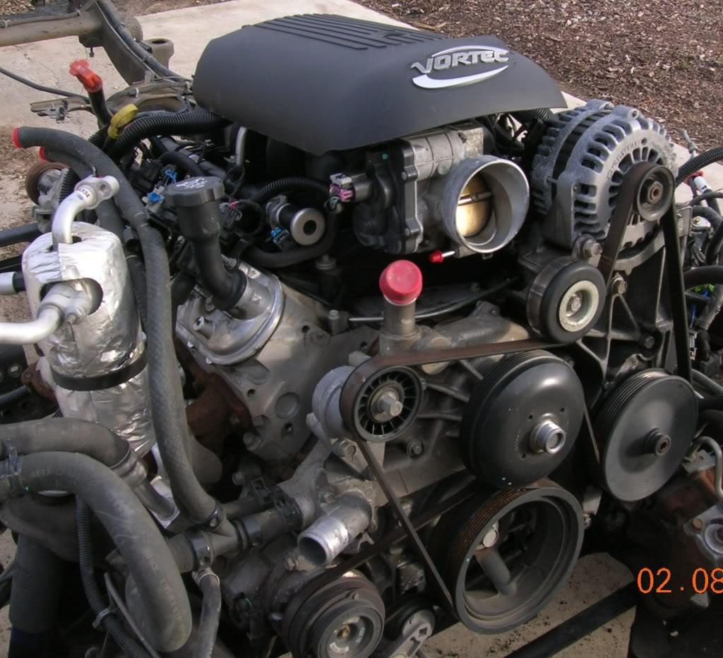"Supercharger For Silverado 4 8: ""The Chevy Guys"""